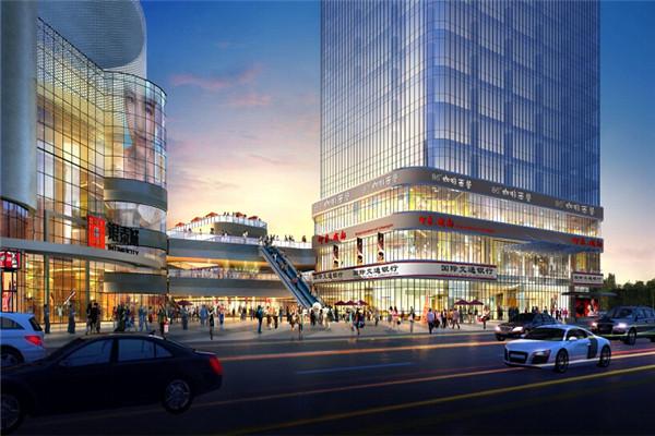 大型购物中心