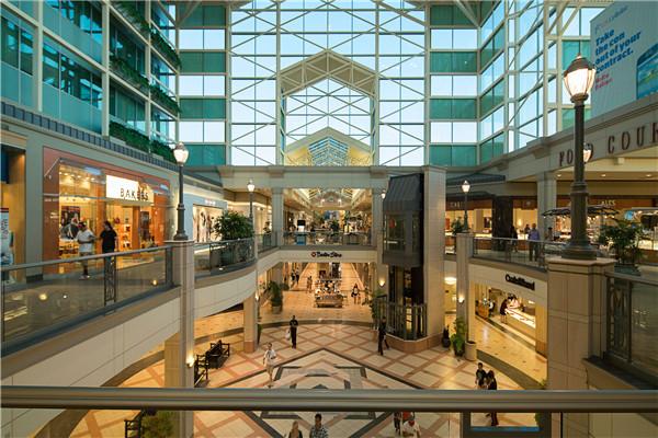 东莞大型购物中心
