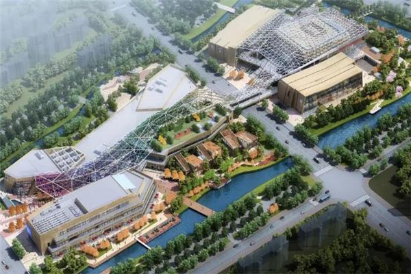 苏州繁华的购物中心加盟